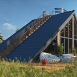 Гостевой дом Обзорная площадка 10х8