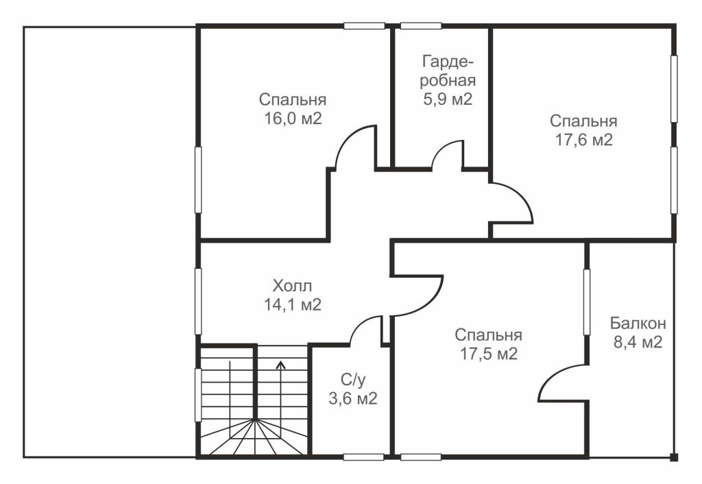 Пуате 1 етаж дом